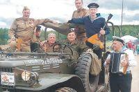 Среди победителей – военно-патриотический клуб «Дивизион», который занимается восстановлением военной техники времён ВОВ.