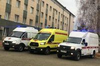 В районные и городские больницы Оренбургской области поступили 22 новых машины скорой помощи.