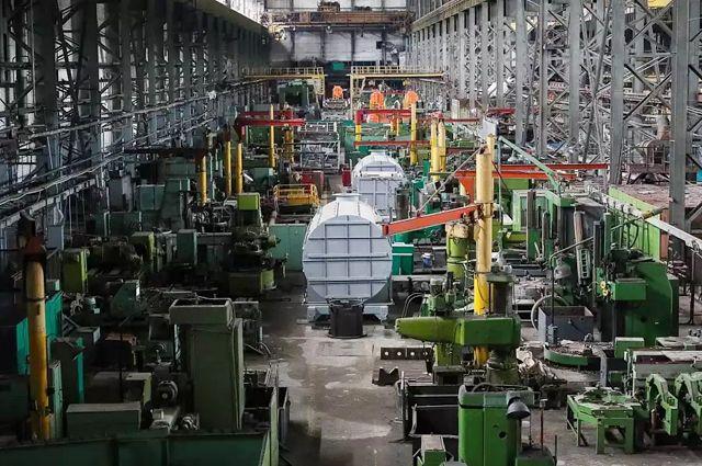 Волгоградский завод буровой техники начал работать после шести лет простоя.