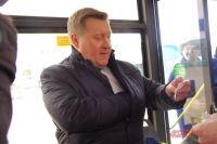Зарплата мэра Новосибирска вырастет на 3%.