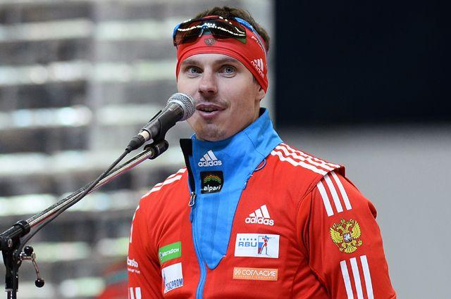 Евгений Устюгов.