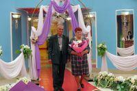 Иван Васильевич и Валентина Фёдоровна 50 лет прожили в браке.