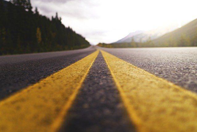 На 60 километрах трассы Джанкой – Феодосия досрочно уложен новый асфальт
