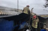В Одесской области на пожаре погибли младенец и двухлетний ребенок