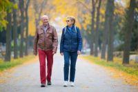 Умеренная нагрузка – эквивалент быстрой ходьбы.