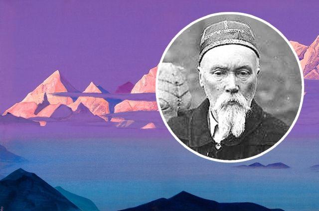 За долгие годы, что художник путешествовал по Тибету, Монголии, Горному Алтаю и жил в Индии, он написал сотни полотен.