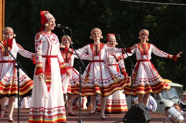 Кильдюшевцы хранят чтут старинные обряды мордвы.