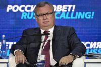 Андрей Костин, президент-председатель правления ВТБ.