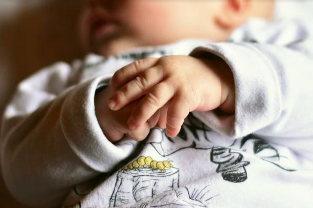 Младенец умер через три месяца