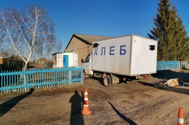 ДТП произошло напротив частного дома в селе Шарлыкского района.