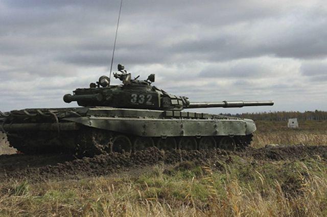 На вооружение Балтийского флота поступило 30 новых танков