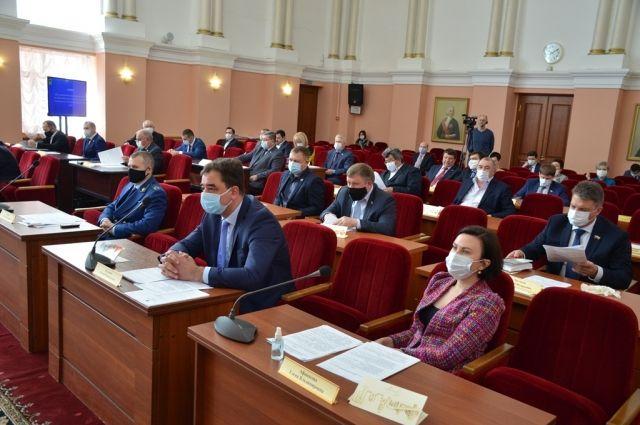 В Оренбурге заместителем председателя городского совета избрали Алексея Кузьмина.