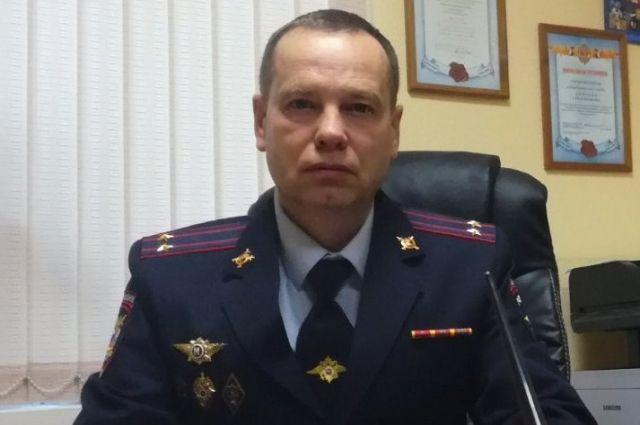 Президент областной Федерации бадминтона благодарит полицию за помощь