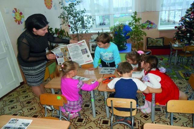 Если раньше говорил только воспитатель, то сейчас много информации идет от самих детей.