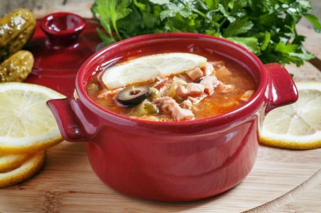 Солянка: рецепт ароматного и сытного супа