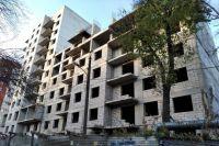 Дом в пер. Светлогорский областные власти теперь обещают достроить в 2021 году.