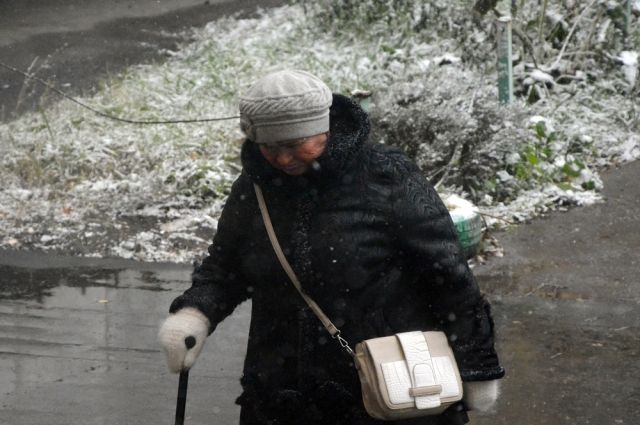 По области ожидается небольшой снег с порывами ветра до 14 м/с.