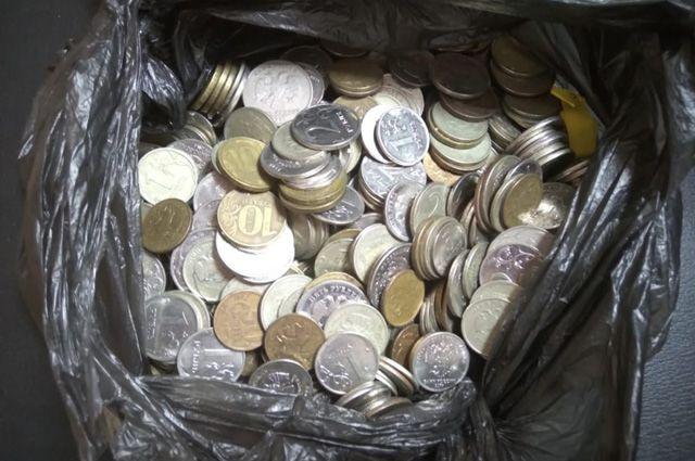 Деньги из копилки