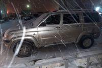 В Искитиме водитель сбил женщину и скрылся с места происшествия.