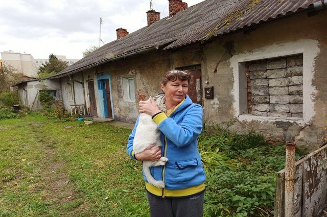 Татьяна давно мечтает о новоселье. Первым в новый дом войдёт кот.