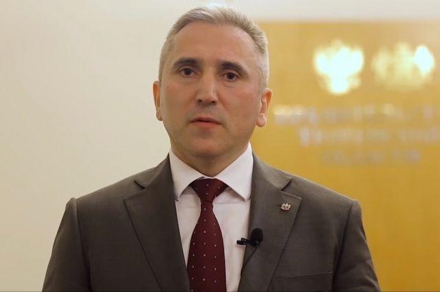 В День памяти жертв политических репрессий губернатор обратился к тюменцам