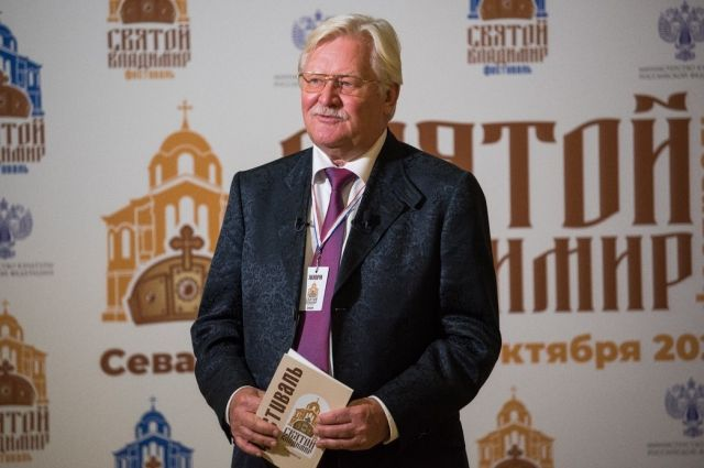 Председатель жюри фестиваля, кинорежиссёр Юрий Кара.