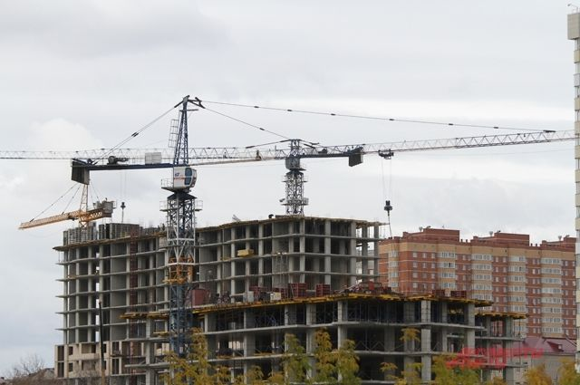 В Новосибирской области построили более 1,16 млн кв.м жилья в 2020 году.