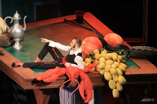 «Ревизор» на сцене Рязанского театра драмы