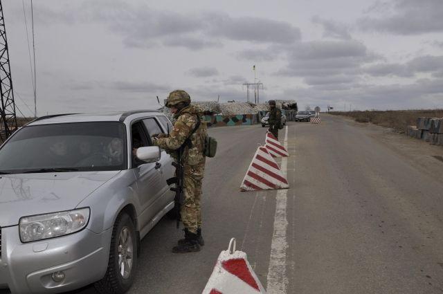 Жители Донбасса раскритиковали блокирование ОРДО своих КПП