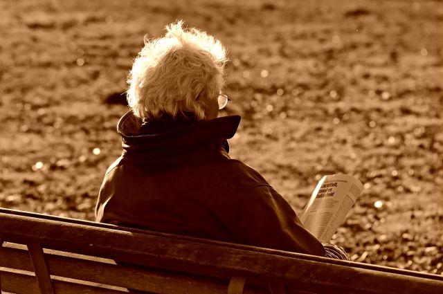 Уровень заболеваемости среди пожилых людей пошёл на спад.