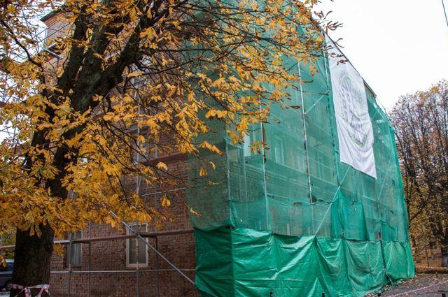 Дом на Киевской будут реставрировать по архивным чертежам