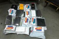 В аэропорту «Борисполь» обнаружили большое количество нелегальных посылок
