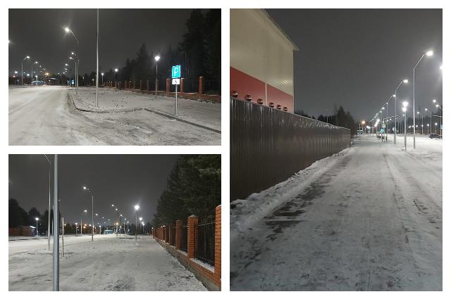 В Ноябрьске после реконструкции откроют улицу Муравленко