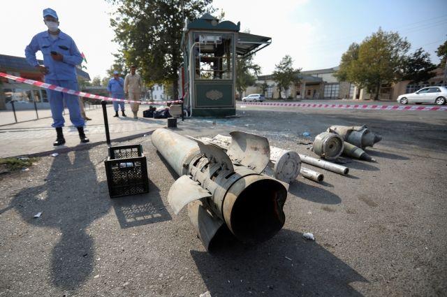 В Армении опровергли заявления Баку о доставке в Карабах фосфорного груза
