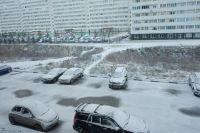 Ноябрь в Новосибирске будет снежным.
