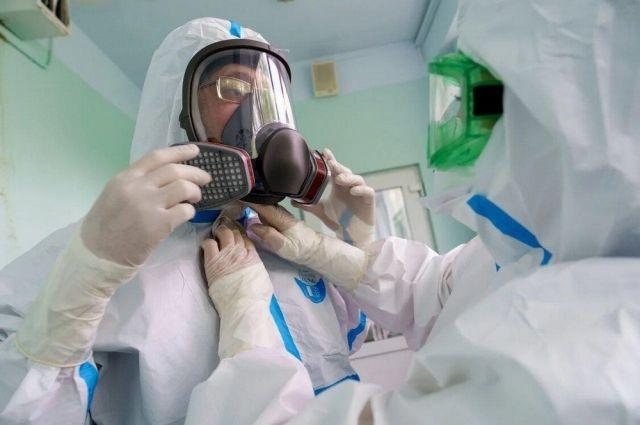 От коронавируса скончались более 1,5 тыс. медработников в НСО.