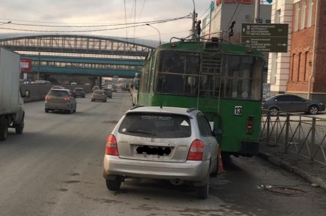 В ДТП на ул. Большевистской пострадал 5-летний мальчик.
