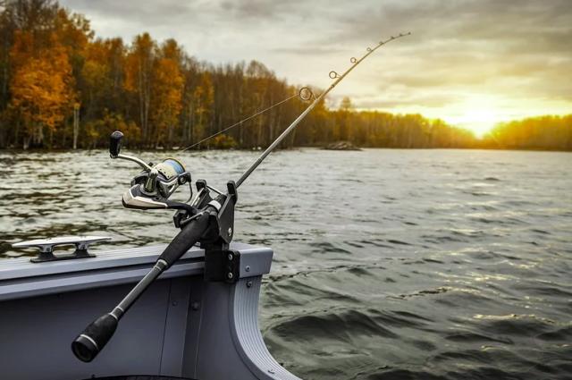 В Новосибирской области на крючок нередко попадаются крупные рыбы.