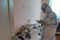 Самое большое количество лабораторно подтверждённых диагнозов в Красноярске – 66 человек.