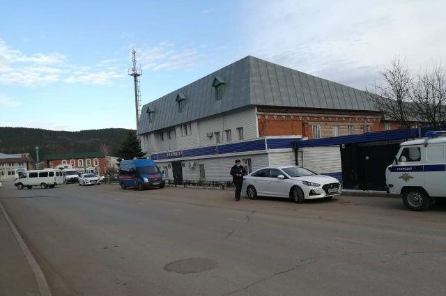 Нападение на отдел полиции произошло 30 октября.