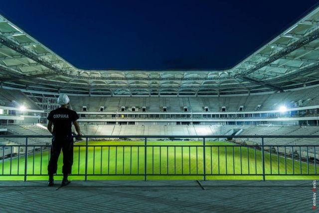 В Новосибирской области сократили заполняемость стадионов с 50% до 30%. Соответствующее решение было принято на заседании правительства под руководством губернатора Андрея Травникова — для борьбы с распространением коронавирусной инфекцией.