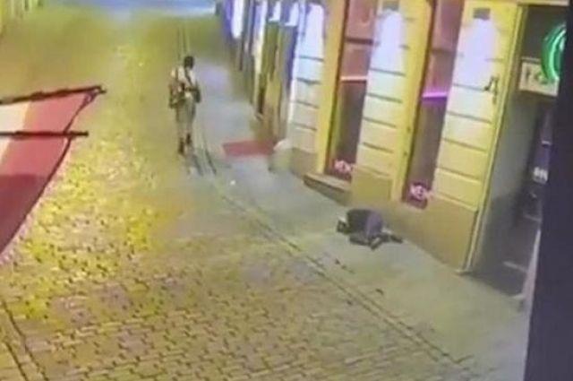 Главный подозреваемый в организации теракта в Вене был задержан