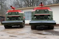 Укроборонпром завершил процесс модернизации пожарных танков