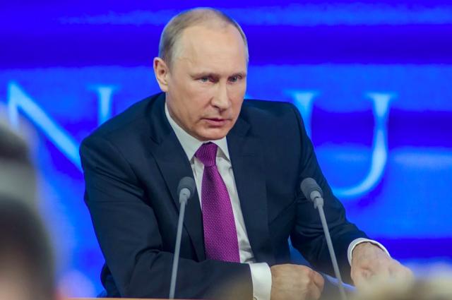 Путин поздравил Удмуртию со столетним юбилеем