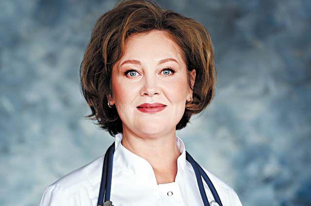 Людмила Уткина с детства хотела стать врачом.