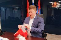 В Инстаграме Сергей Ерёмин сообщил, что прогулялся пешком до администрации.