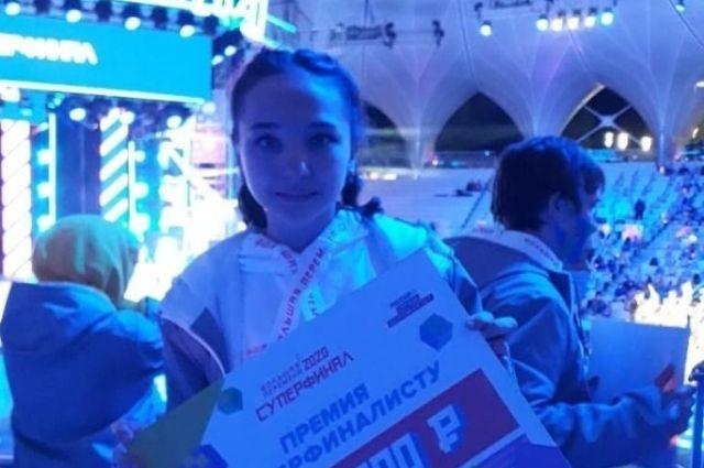 Оренбургские школьницы стали победителями Всероссийского конкурса.