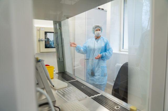 В Ухтинской лаборатории будут исследовать 200 тестов в день.