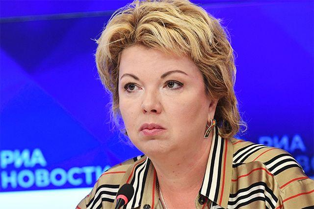 Председатель Комитета Государственной Думы РФ по культуре Елена Ямпольская.