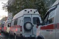 Одна третья часть пациентов, обращающихся в ковидный госпиталь на базе городской больницы №3, не попадает на лечение в стационар.